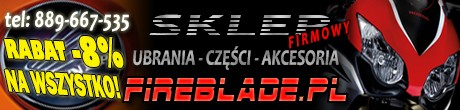 SKLEP FIREBLADE.PL !