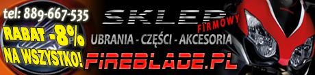 SKLEP FIREBLADE.PL !